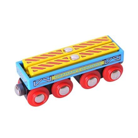Graham's Girder Wagon - BigJigs Rail