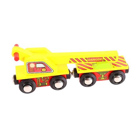 Crane Wagon - BigJigs Rail
