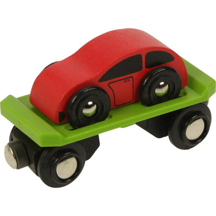 Car Carriage - BigJigs Rail