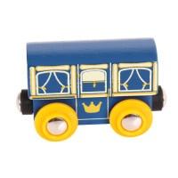 Royal Carriage - BigJigs Rail