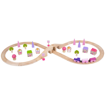 Fairy Figure 8 Set - BigJigs Rail