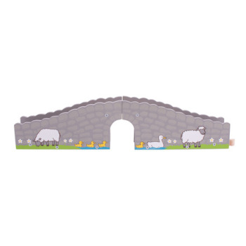 Farm Bridge - BigJigs Rail