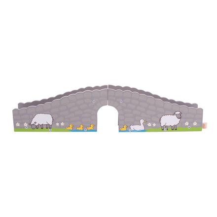 Farm Bridge - BigJigs Rail