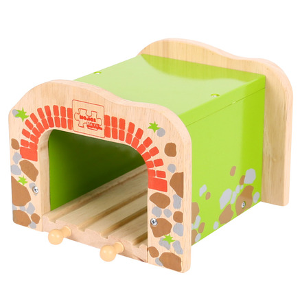 Double Tunnel - BigJigs Rail