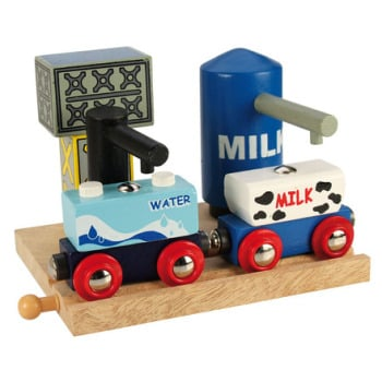 Milk and Water Depot - BigJigs Rail