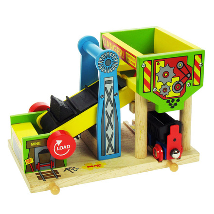 Coal Loader - BigJigs Rail