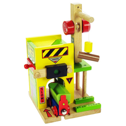 Log Loader - BigJigs Rail