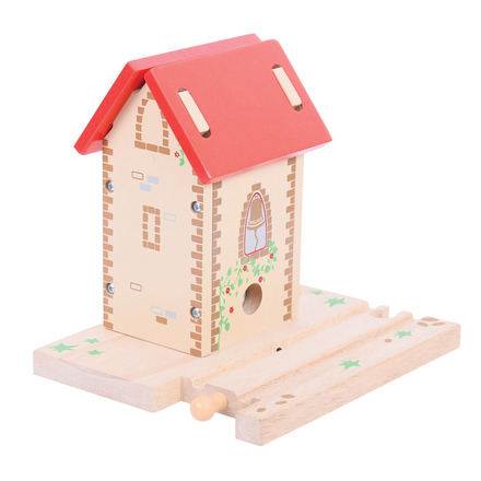 Bell Tower - BigJigs Rail