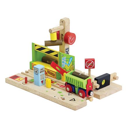 Tom's Timber Yard - BigJigs Rail