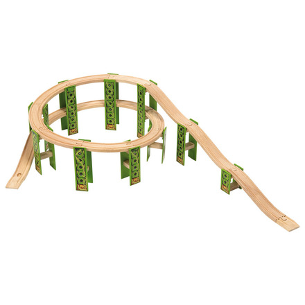 High Level Expansion Set - BigJigs Rail