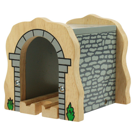 Grey Stone Tunnel - BigJigs Rail