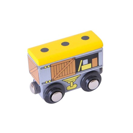 Goods Wagon - BigJigs Rail
