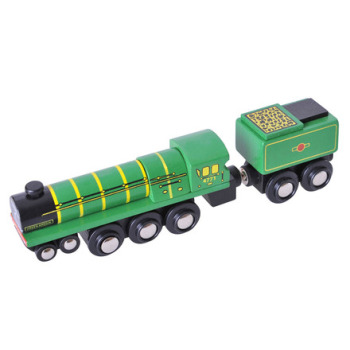 Green Arrow - BigJigs Rail Heritage