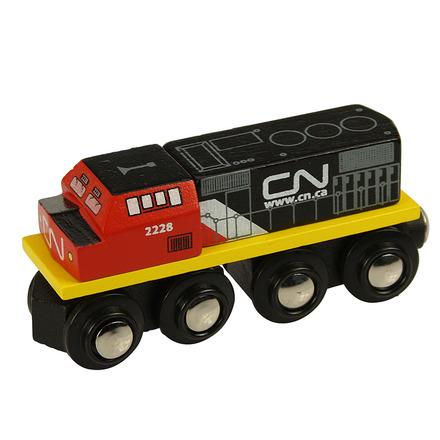 CN Engine - BigJigs Rail Heritage