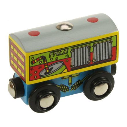 Soft Drinks Wagon - BigJigs Rail
