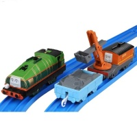 Gator and Marion - Plarail Thomas