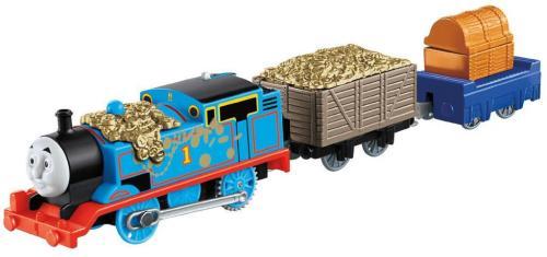 Treasure Thomas - Sodor's Legend of the Lost Treasure - Trackmaster Revolut