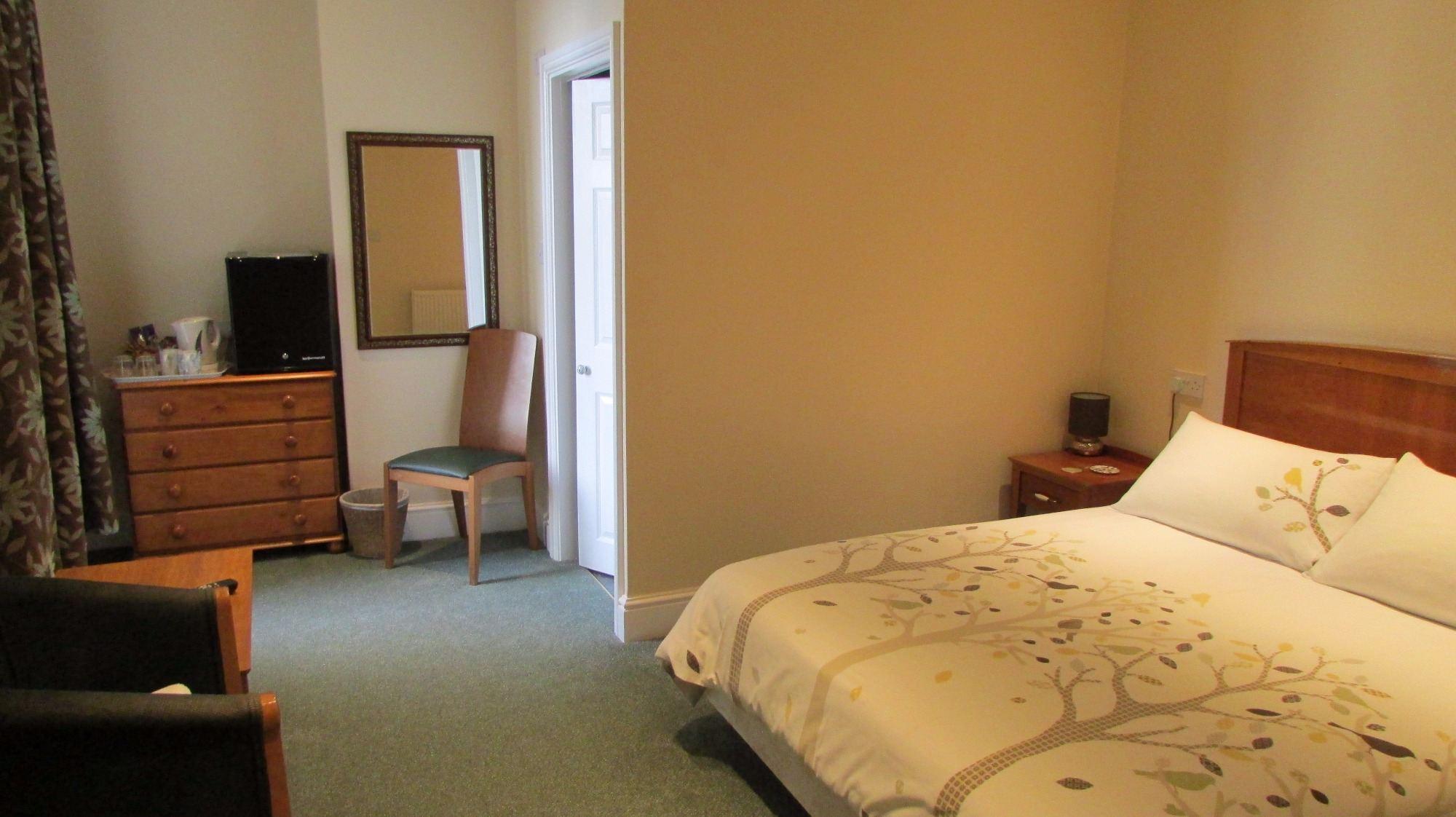 room 3 ground floor king en suite