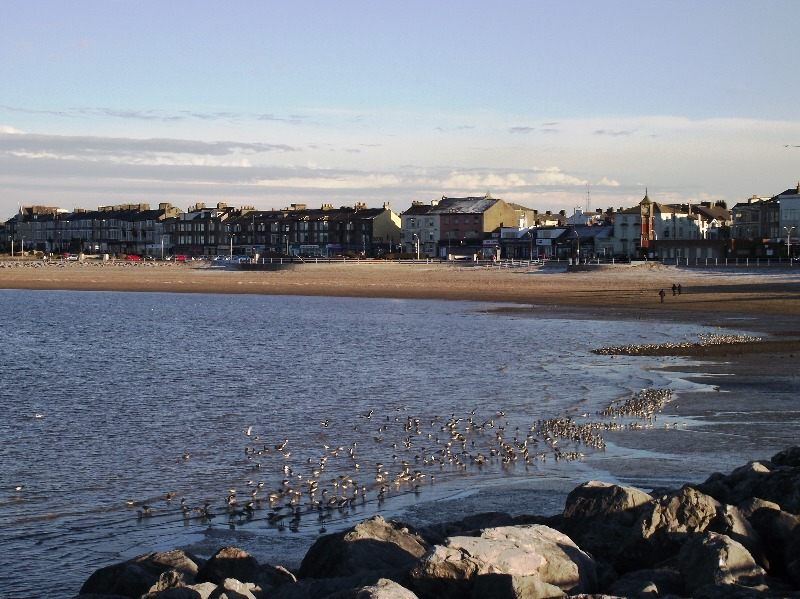central-beach-Morecambe-The-Wimslow-Bed-and-Beakfast