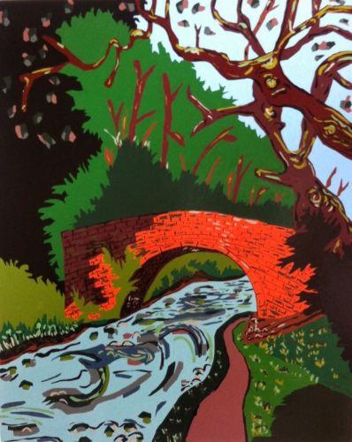 hopwas woods bridge