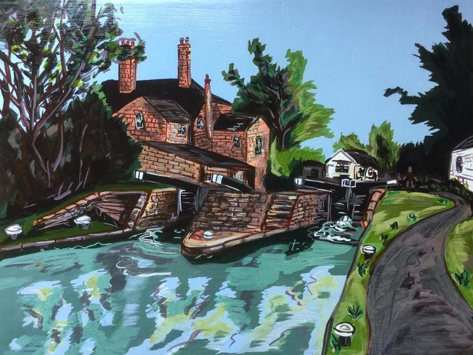 Hillmorton Locks