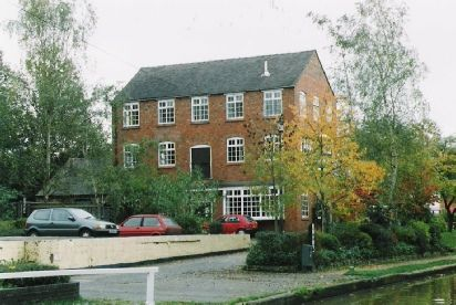 Audlem Mill