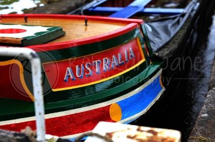 Butty Boat Australia