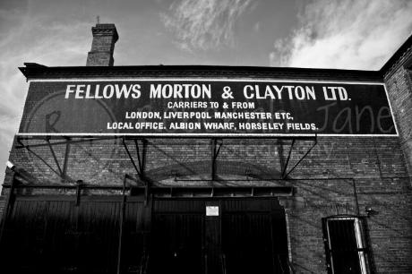 FMC Warehouse at Broad St Basin in Wolverhampton