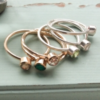 <!-- 1 -->Ava stacking ring