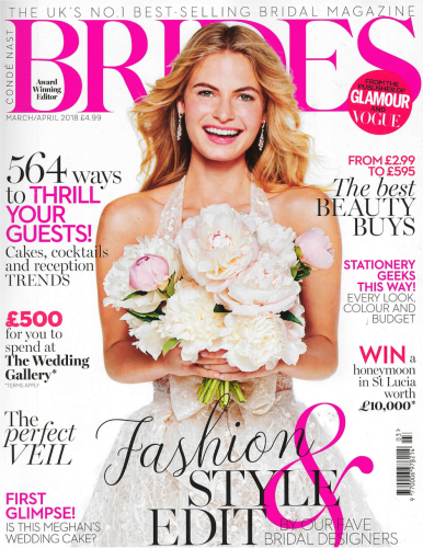 brides cover jan 2018