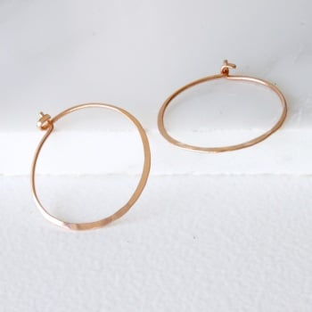 Mini Signature hoops