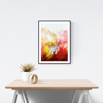 Limited edition print - Fire