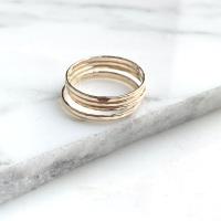 <!--5-->Skinny Ring Set
