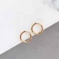 <!-- 005 -->Simples Mini Stud Earrings