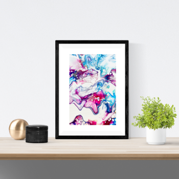 Limited edition print Kaleidoscope