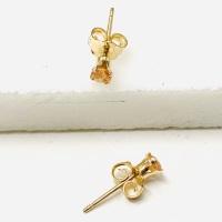 <!-- 001 -->Tiny Gemstone Studs