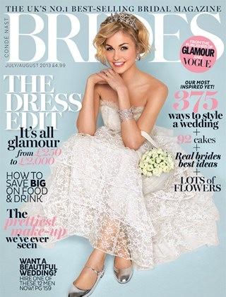 brides 2013 magazine