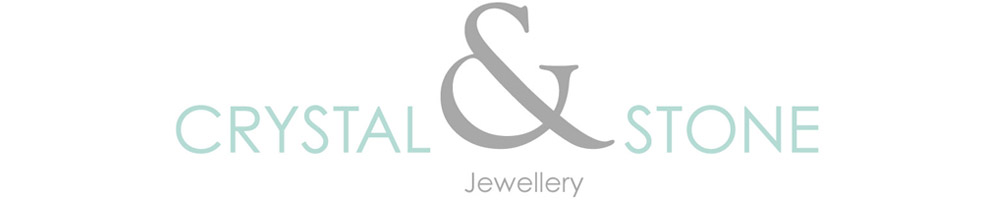 Crystal and Stone London, site logo.