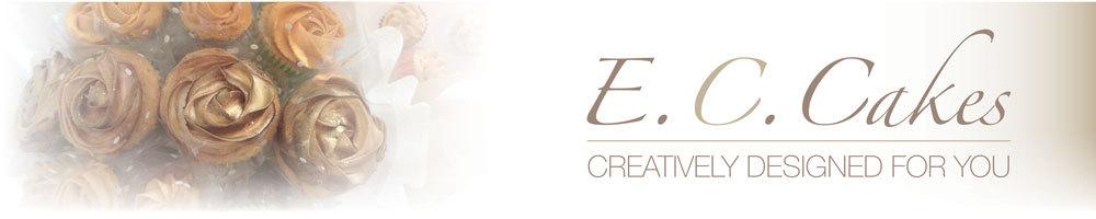 E.C.Cakes, site logo.