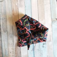 Collars Triangular Tie On Dog Bandana