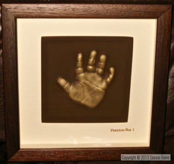 Baby - Single Hand OR Footprint