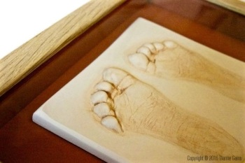 Baby - Pair of Hands OR Pair of Feet