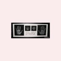 Family Set - 4 Single Handprints