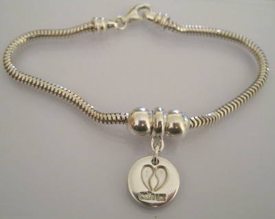 CDH UK Charm & Bracelet