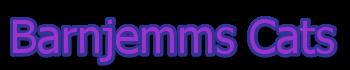 Barnjemms Cats, site logo.