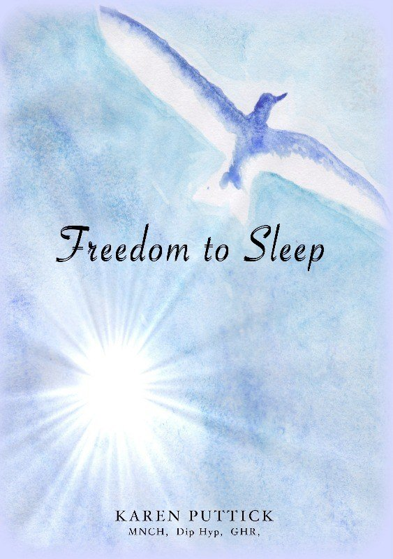 freedom to sleep front cover