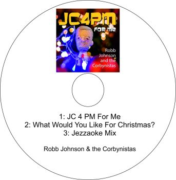 'JC 4 PM for me' CD version