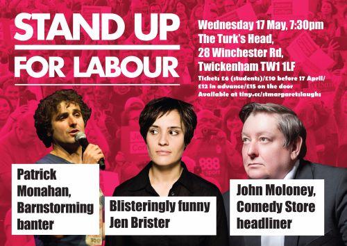 Stand up for Labour - Twickenham