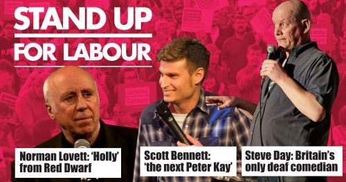 Stand up for Labour - Stoke