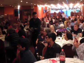 Curry for Corbyn - 25 June - Table for six